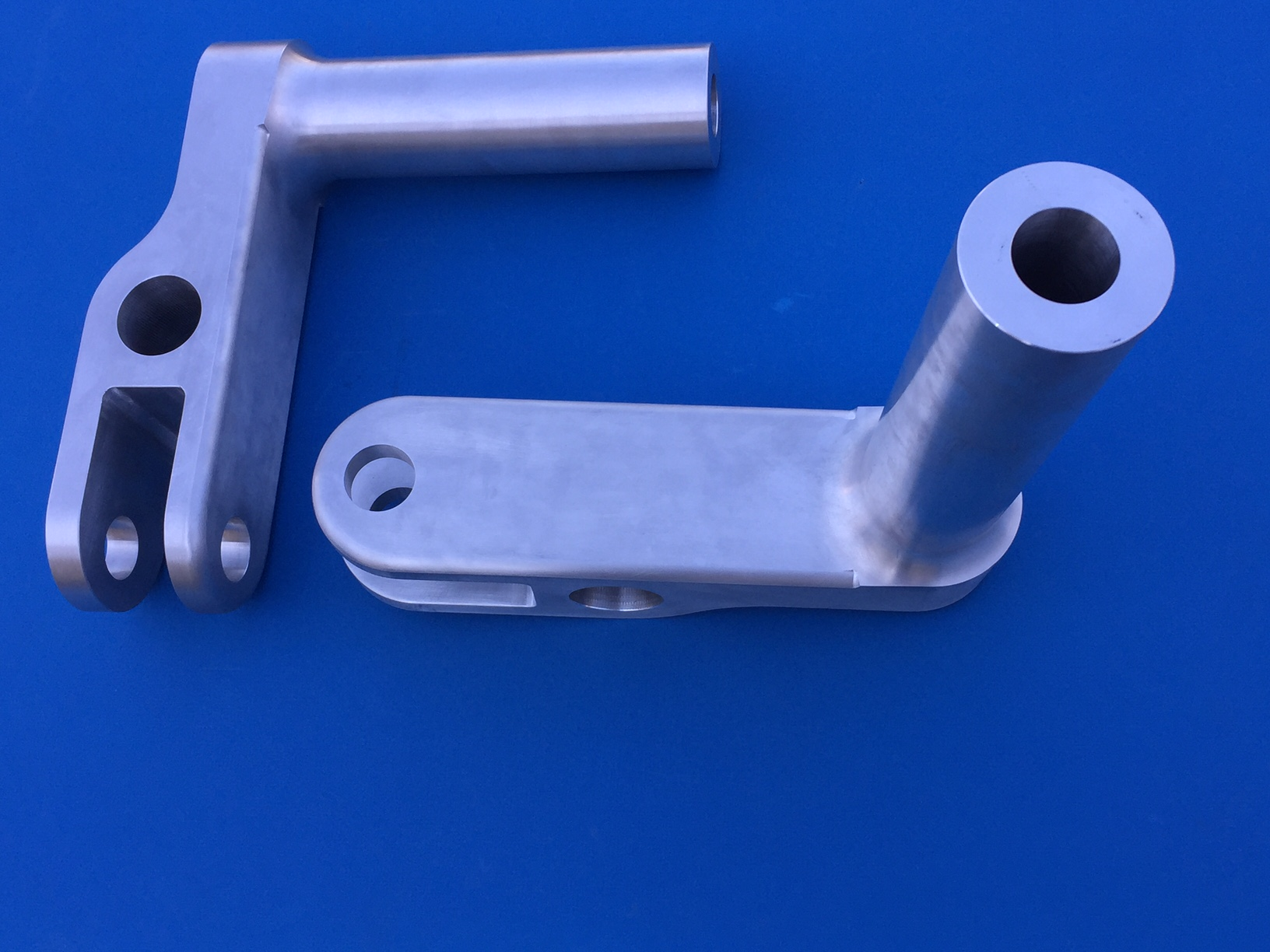 Aluminum Welded Components