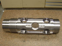 Inconel Downstream Tool