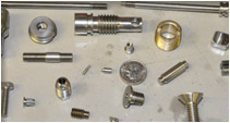 Swiss Screw Machining